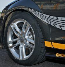 Continental презентовала модели своей новой линейки легковых шин Contact