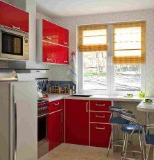 Маленькая кухня – не проблема!